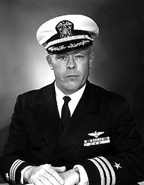 CDR WILLIAM  E. DEWEY,  USN