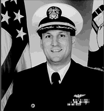 CDR CARL  M. JUNE, USN
