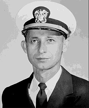 LCDR FRED   BARR,  USN