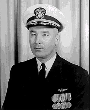 CDR THOMAS  HUDSON BROWN,  USN