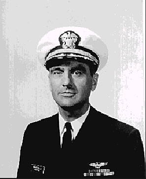 CDR GEORGE  L. MARSHALL,  USN