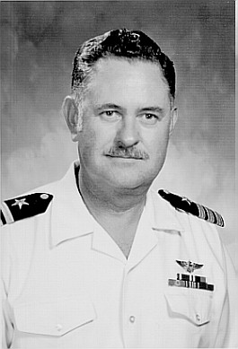 CDR WILLIAM  F. LEPPIN, JR. USN