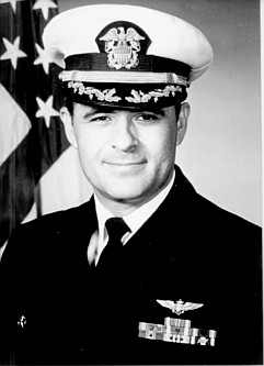CDR WILLIAM  E. GREER, III USN