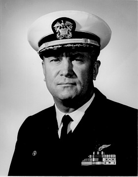 CDR H.  VERNON PEPPER, USN