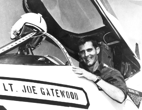 LT JOE   GATEWOOD, USNR