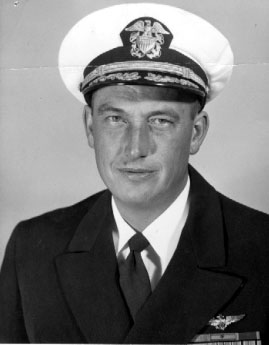CDR WILLIAM  H. ABRAM, USNR