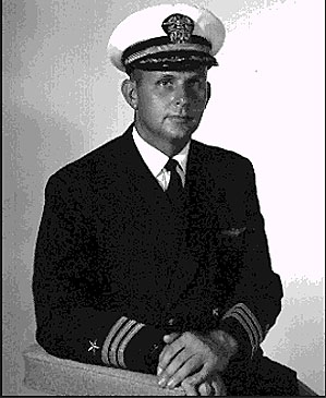 CDR WILLIAM  C. LAUER,  USN