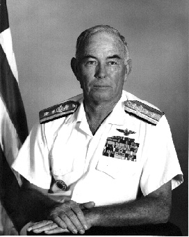 RADM WILLIAM  R. MCCLENDON,  USN