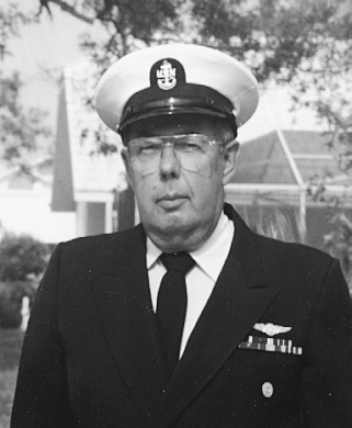 ADCS WILLIAM  H. BORRUSCH, USNR