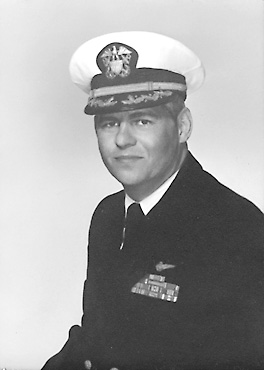 CDR GEORGE  A. ROGERS, JR. USN