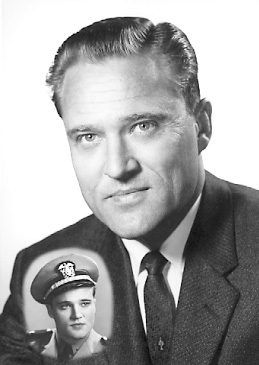LCDR WILLIAM  J. GLADWIN, USNR