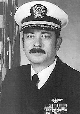 CDR JERRY  CARLOS COLLINS,  USN