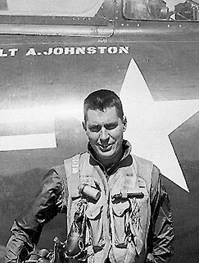 CAPT AL   JOHNSTON,  USNR