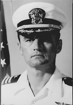 CDR JOHN  THOMAS MITCHELL,  USN
