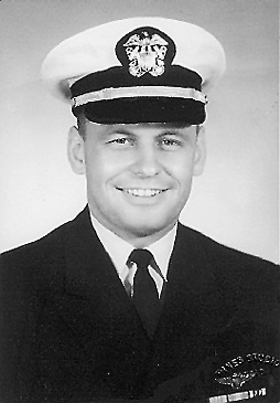 CDR/CAPTAIN RICHARD  M. BRENT,  USN/AA