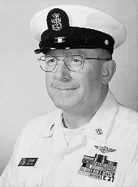 AFCM WARREN  M. STOVER, JR. USN