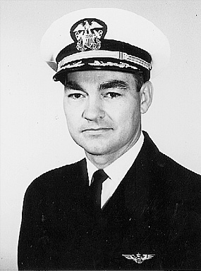 CAPT HARVEY  E. WHITMAN, USN/USNR