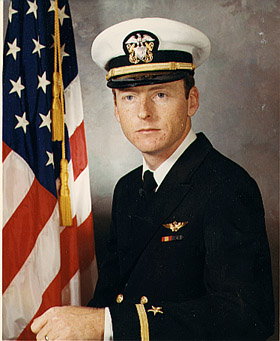 LT RICHARD  M. COLUMBIA,  USN