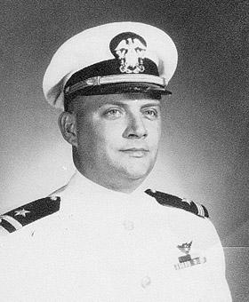 CDR CLYDE  P. WILLIS,  NAVY