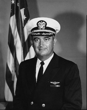 CAPT JAMES  R. REDMAN,  USN