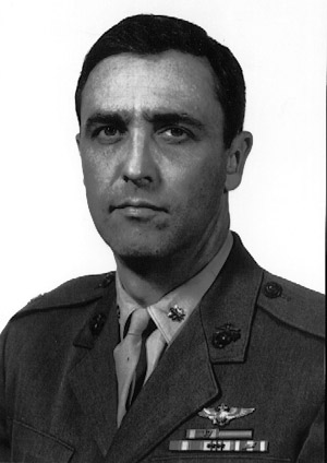 MAJ WILLIAM  STUART MORGAN, JR. USMC
