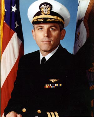 CAPT/CAPTAIN THOMAS  C. YOUNG,  USNR/AA