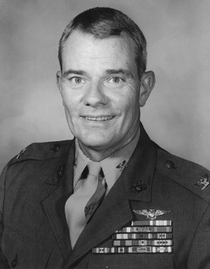 COL WILLIAM  E. BARTELS, JR. USMC