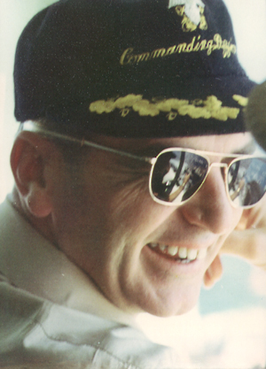 CAPT WILLIAM  L. BENNETT, USN