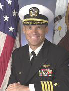 CAPT BRIAN   ROBY,  USN