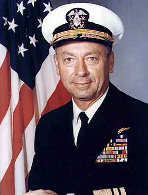 VADM MALCOLM  WINFIELD CAGLE, USN