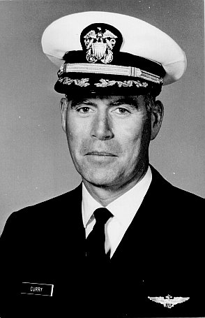 CAPT ROBERT  J. CURRY, USNR