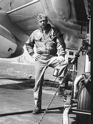 CAPTAIN JOHN  B. SHATTUCK,  USN/UNITED AIRLINES