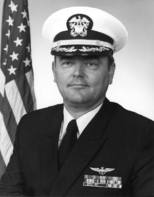 CDR DAVID  D. BARSTAD, USN
