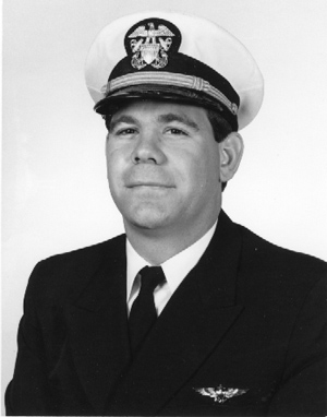 LCDR BARRY  ANSON ABSHIRE,  USNR/DELTA