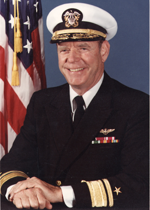RADM WILLIAM  J. FINNERAN,  USN