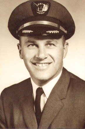 SGT/CAPTAIN ROBERT  JAMES CLUPPER, USAF/UNITED AIRLINES