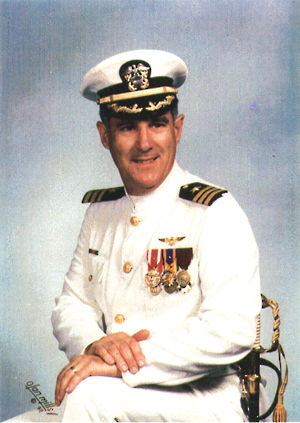 CDR DAVID  LEROY ROARK, USN