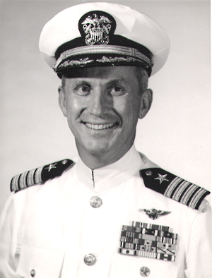 CAPT THOMAS  P. MCGINNIS, USN