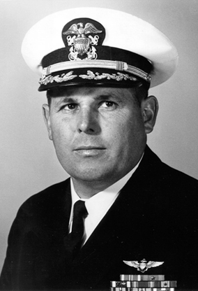 CAPT DILLIARO  DASHWOOD HICKS,  USN