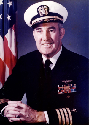 CAPT GERALD  M. JOHNSON,  USN