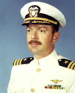 CDR MILFORD  E. SHIRLEY,  USN