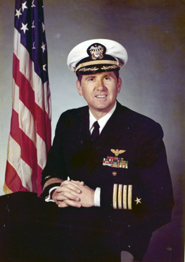 CAPT WILLIAM  D. LAURENTIS , JR. USN