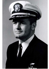 CDR/CAPTAIN JAMES  R. DAVIDSON, USNR/TWA