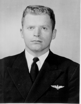 LCDR CLYDE  A. BEAGLE, USN