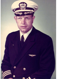 CDR KENNETH  ALLEN WEBSTER, USN