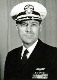 CDR RAYMOND  WILLIAM WEST,  USN