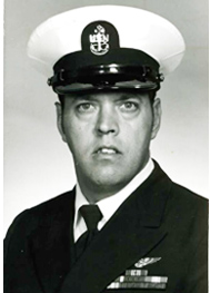 CPO KENNETH  FRANKLIN PARKER, USN