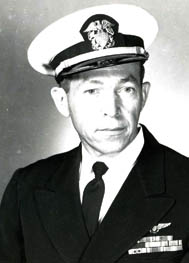 LCDR THEODORE  L. COLEMAN, USN