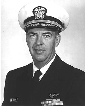 CAPT FLOYD  H. BROWN, USN