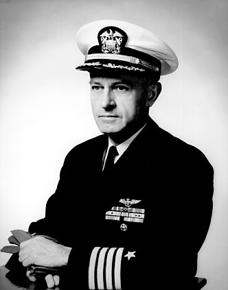 CAPT WILLIAM  H. DAVISON,  USN